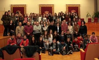 Intercambio lingüístico y cultural con estudiantes franceses