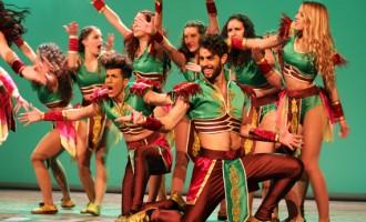La Divina Comedia consigue el premio a la mejor coreografía en la gala de Carnaval