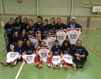 Campeonas y ascenso a segunda nacional
