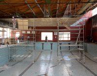 27 empresas se presentan como candidatas para construir la ampliación de la piscina cubierta