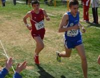 Alejandro Ortuño compitió en el Campeonato de España de Campo a Través