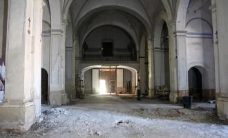 El Tribunal de Cuentas archiva el expediente sobre las obras de la iglesia de San Francisco