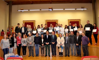 La extensión de la UNED de Yecla reconoce el esfuerzo de sus alumnos