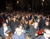 Galería de fotos de la procesión del Santo Entierro
