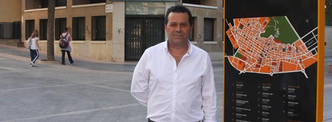 Juan Antonio Sánchez se presenta a las elecciones locales con UCIN