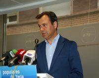 Marcos Ortuño es elegido Vicesecretario General Sectorial del PP regional