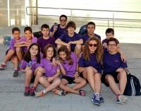 El Club Natación Yecla participó en el XV Trofeo Antonio Picón en Lorca