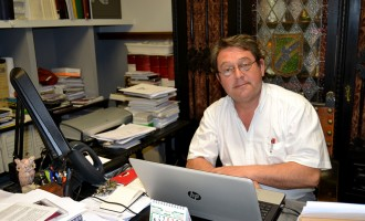 Liborio Ruiz, Enoturista del Año por la Ruta del Vino Yecla