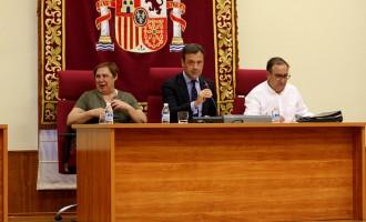 El Gobierno municipal contará con tres liberados y otros tres a tiempo parcial