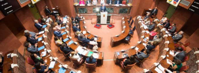 Ciudadanos critica al PP por negarse a quitar los aforamientos de los políticos