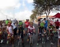 Roldán acogió la cita ciclista del fin de semana