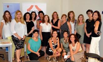 Inaugurada una delegación en Yecla de la Organización Regional de Mujeres Empresarias
