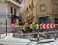 Comienzan las obras de reforma de la calle Don Lucio