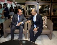 Sánchez inaugura Feria del Mueble y propone 50 medidas para ayudar al sector