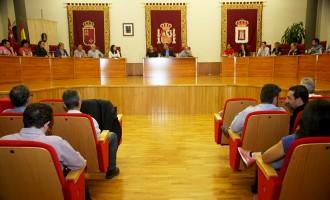 El pleno aprueba pedir ayudas a Madrid por los daños de la tormenta