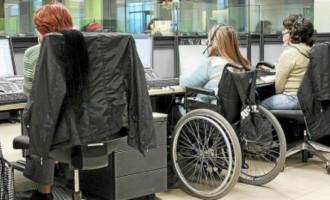 Ciudadanos lleva al pleno la creación de un servicio laboral para discapacitados