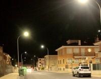 El ayuntamiento consigue una subvención para cambiar a leds 1.400 lámparas públicas