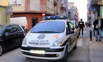 Trece detenidos por simular ser víctimas de robos