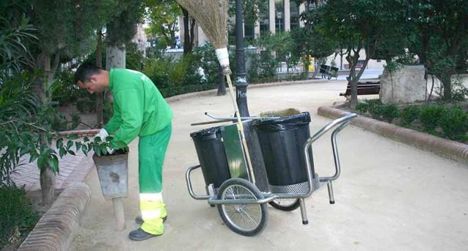 El PSOE pide mejoras en la limpieza viaria y la reparación de los lucernarios en Herratillas
