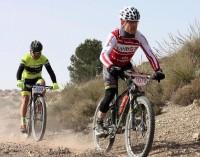 Los ciclistas yeclanos participan en la Caudete Extreme