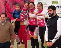 Pleno de podios para las chicas del Club Ciclista