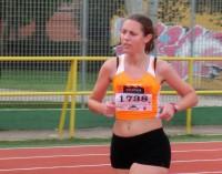 Marta Martínez se lleva dos medallas en el campeonato regional