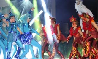 Galería de fotografías de la gala de Carnaval