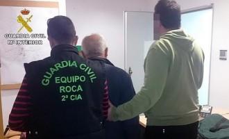 Detenido un yeclano por robar tres toneladas de uva en Jumilla