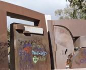 pintadas parque constitucion