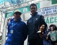 Confirmado: Iván López estará en el Mundial de Marcha de Roma
