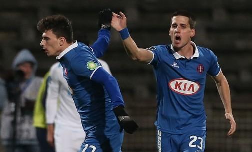 Juanto recupera su mejor fútbol en Os Belenenses