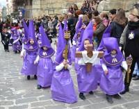 Una procesión en miniatura