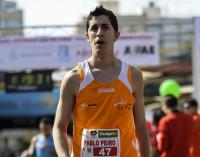 Raúl Peiró, mínima para el campeonato de España de Media Maratón