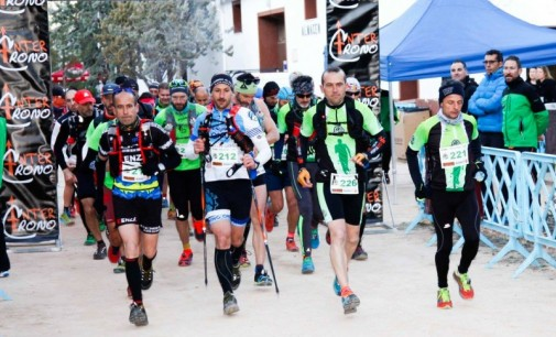 Los fondistas ultiman la Ultra Trail Yecla 2017