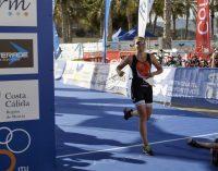 El Club Triatlón compite en San Isidro