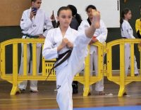 Rumbo a la final regional de taekwondo