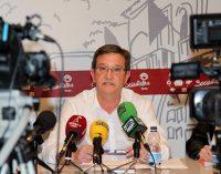 """El PSOE pide a Ortuño que deje """"de mentir"""" y se dedique a solucionar lo del Arabí"""