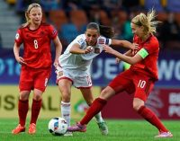 Alemania deja sin premio a Eva Navarro en los penaltis