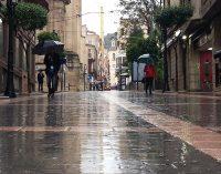La lluvia acumula 30 litros por metro cuadrado en los últimos días