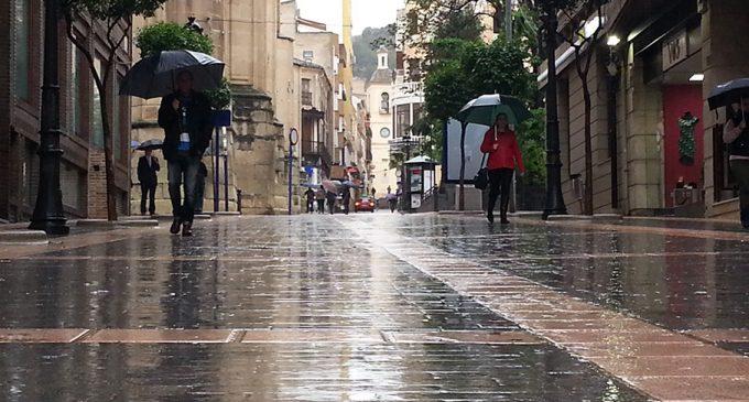 La ola de calor da paso a alerta amarilla por lluvia y tormenta