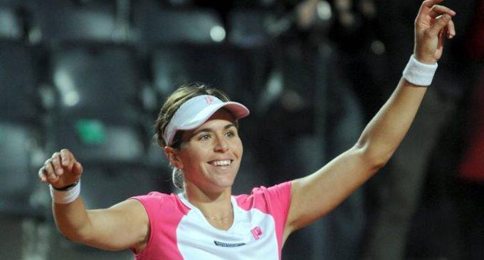 María José Martínez vuelve a Roland Garros