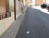 IU denuncia falta de limpieza en el barrio de La Pedrera