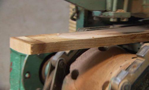 """La """"matrícula"""" de la madera ayudará a combatir la economía sumergida"""