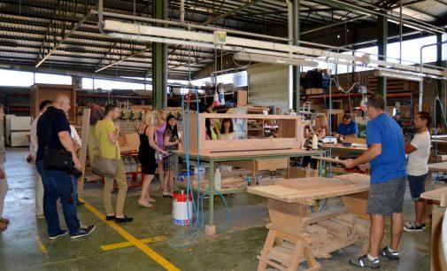 La producción industrial del mueble regional aumenta un 15,8% en el último año