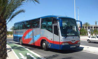 Ciudadanos traslada a la Asamblea Regional el cierre de la línea de autobús con Alicante