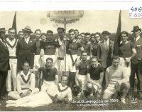 Eliseo Morales, el primer yeclano en las Olimpiadas