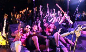Rokavieja presenta su ciudad del pecado en la Feria de Septiembre