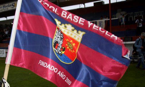 Puesta de largo de la Sociedad Deportiva Fútbol Base Yecla