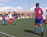 Los equipos del fútbol base continúan con su puesta a punto