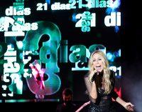Marta Sánchez encandila con su voz en un gran concierto